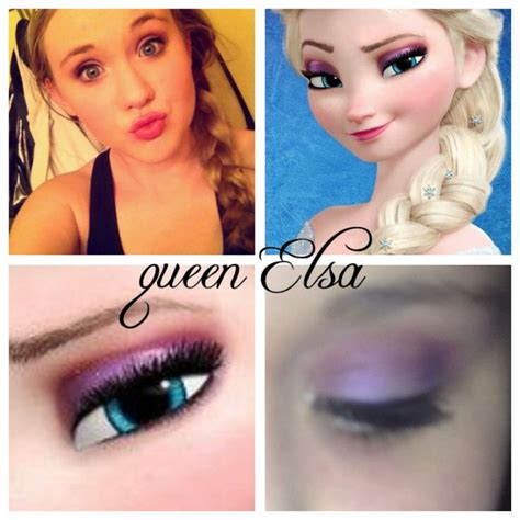 queen elsa makeup tutorial 173 best images about sewing dress up clothes on pinterest