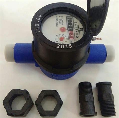 Jual Multimeter Surabaya jual water meter barindo ld 410 harga murah surabaya oleh cv bangun tirta nusantara