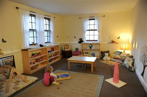 montessori bedroom layout montessori playroom love daycare playroom