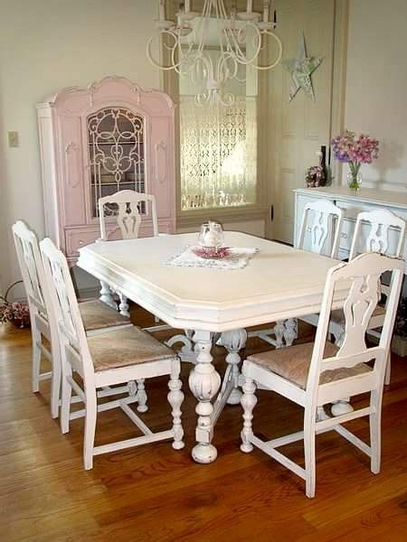 shabby chic dining room set 5413 best shabby chicka images on shabby chic
