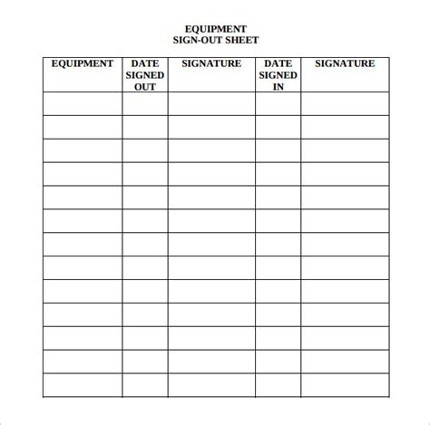 office sign in sheet template sle sign in sheet 6 documents in pdf word