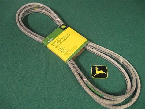 Gplus Gx G110 New Seri Gx deere 54 quot genuine oem deck belt gx21395 for d170