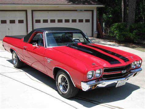 el camino ss 1970 1970 chevrolet el camino ss for sale classiccars