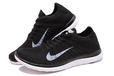 all black nike running shoes womens nike flyknit 4 0 s running shoes all black sole