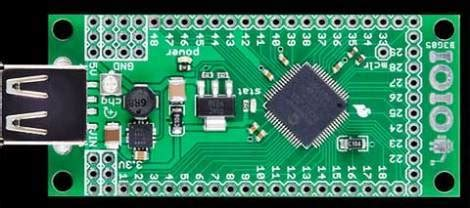 Ioio Android Breakout Board ioio now supports android open accessory hackaday