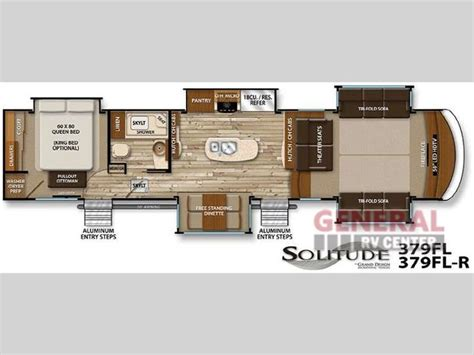 rushmore rv floor plans vogt rv centers motorhomes travel trailers fifth wheels rv