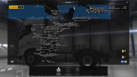 map usa truck simulator mega map of america v1 0 ats 1 4 x american truck