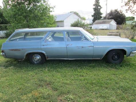1966 impala wagon 1966 impala station wagon classic chevrolet impala 1966
