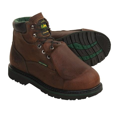 deere work boots for deere footwear 5 quot leather work boots for 2495h