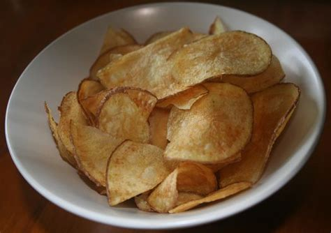 Handmade Crisps - what i ve been up to lately thrifty living