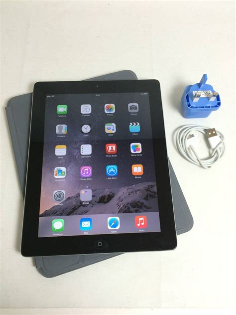 3g 64gb apple 2 a1396 64gb wifi 3g black tablet ebay