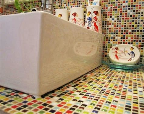 Kleines Bad Mosaikfliesen by Mosaikfliesen Verlegen Eine Nicht So Schwierige Aufgabe