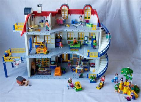 playmobil house details about playmobil 3965 modern house extension floor 7337 sets 3235 3968 3206