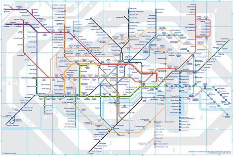 underground map zones how to travel around on the go 2