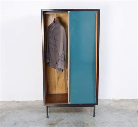Cabinet Der by Small Wardrobe Cabinet By Willy Der Meeren For Tubax