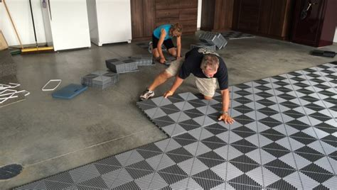 Garage Floor Tiles Australia by Interlocking Garage Floor Tiles Australia Thefloors Co