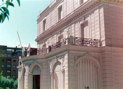 consolato madrid restauraci 243 n de fachadas de edificio sede consulado