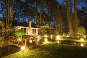 Outdoor Lighting In Helpful Tips For Landscape Lighting Placement