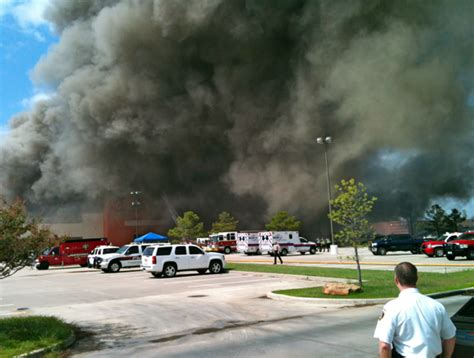Garden Ridge Woodlands Consumes Garden Ridge Store Likely A Total Loss