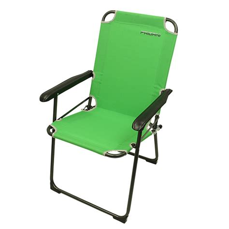 orange folding garden chairs buy fridani gcg 920 cing chair with arm rests