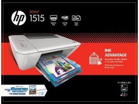 reset impresora hp deskjet 1515 drivers de impresoras hp 1510 1515 series descarga por