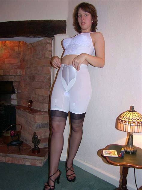 girdle stocking 17 best images about girdle on pinterest stockings