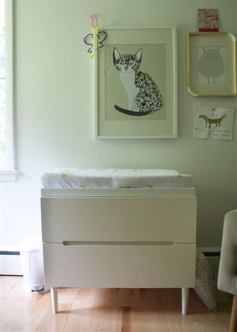 Ikea Changing Table Hack Ikea Dresser Into Changing Table Nazarm