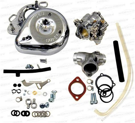 s&s super e kit   Taco Motos American V Twin Motorcycle
