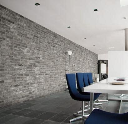 rivestimento muretto interno muretto grigio mattone rivestimento effetto pietra