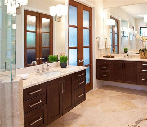 master bathroom vanity ideas 15 master bathrooms with dual vanities