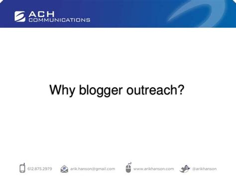 blogger outreach 11 blogger outreach best practices