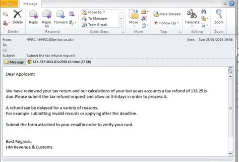 Card Refunded Template Email Sle by Submit The Tax Refund Request Courtley West Courtley West