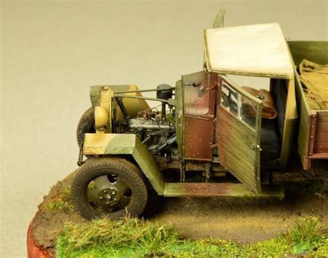 Miniart 35134 Gaz Mm Mod 1943 miniart 35134 gaz mm mod 1943 cargo truck 35061 soviet field kitchen pk 42 35550 wooden