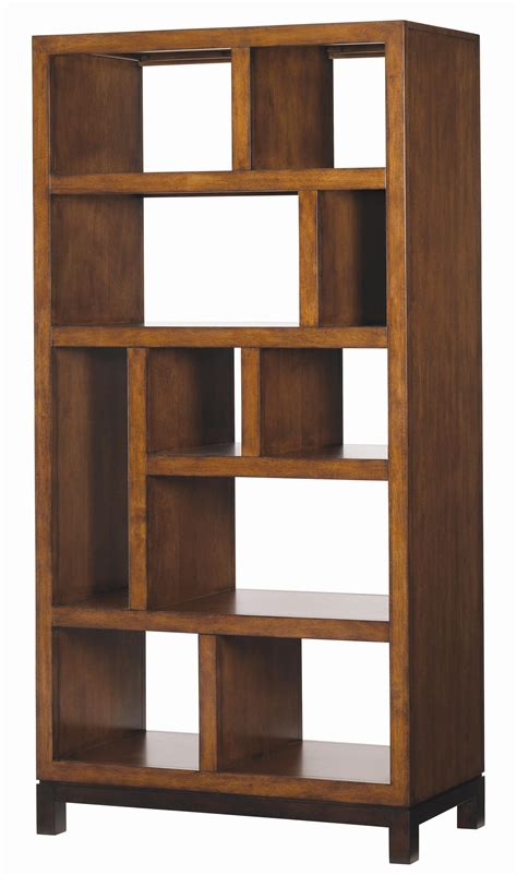 bahama home club tradewinds open back bookcase