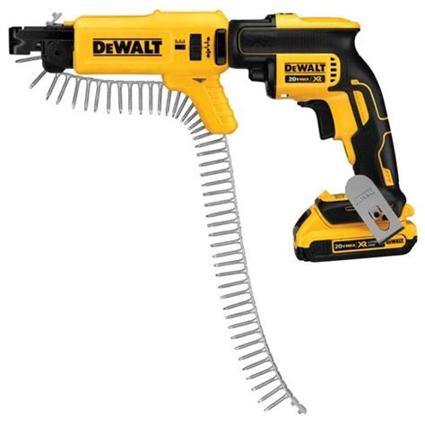 Two Story Craftsman by Dewalt Announces 20v Max Brushless Drywall Screwgun Tool