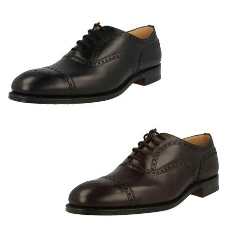 mens church s calf leather shoes diplomat ebay