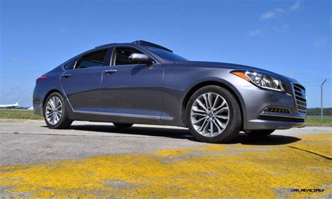 Review Hyundai Genesis by 2015 Hyundai Genesis Review