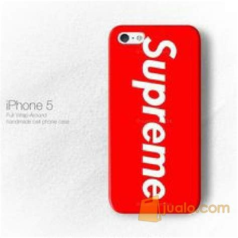 Iphone Wallpaperhard Caseiphone Casesmua Hp supreme wallpaper iphone 5 5s se custom bekasi jualo