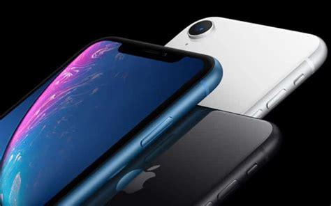 iphone xs xs max et xr pourquoi apple a d 233 j 224 baiss 233 le prix de ses nouveaux iphone