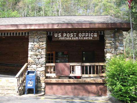 Post Office Fontana Ca by Fontana Dam Carolina Post Office Post Office Freak