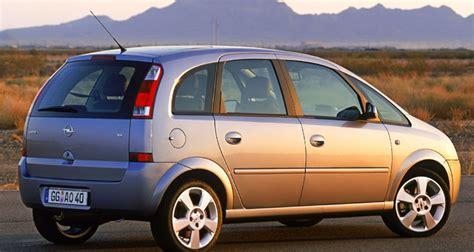 opel meriva review opel meriva minivan mpv 2003 2005 reviews technical