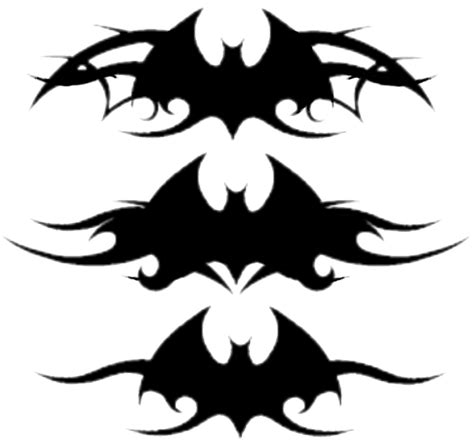 tribal batman tattoo designs porch page of bat tribal by porch on deviantart