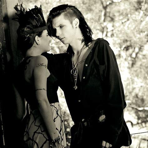 Andy Biersack And Juliet Simms Wedding