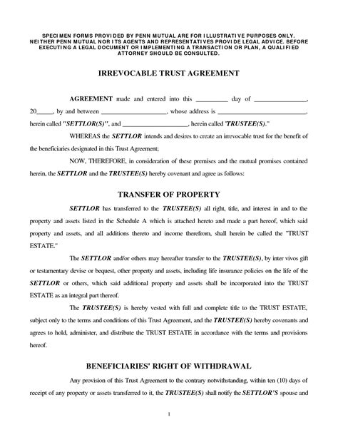10 Best Images Of Property Transfer Agreement Sle Real Estate Purchase Agreement Form Irrevocable Trust Template