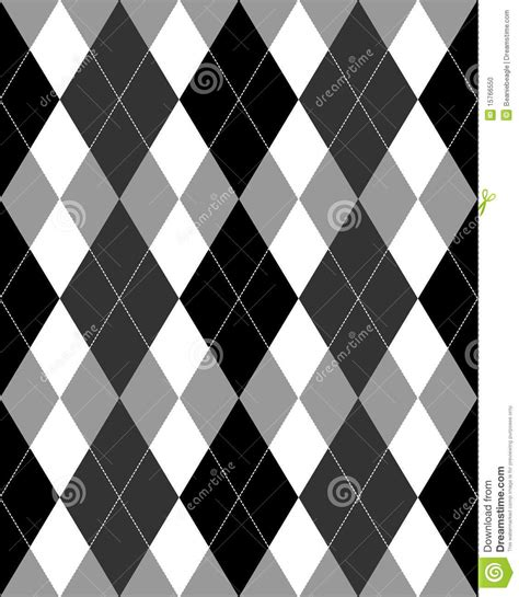 grayscale pattern argyle pattern grayscale eps stock vector image 15766550