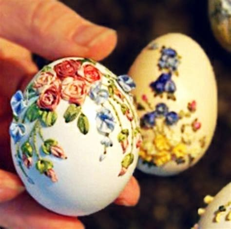 how to decorate eggs how to decorate your easter eggs with textiles interior