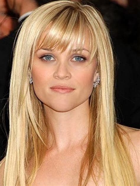 hairstyles for long hair straight bangs 30 superb long straight hairstyles creativefan