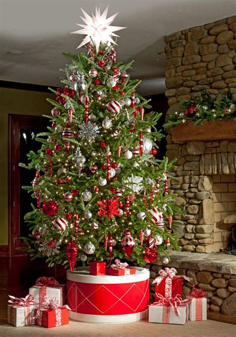 christmas themes for 2014 40 christmas tree decorating ideas