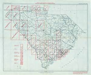 south carolina historical topographic maps perry
