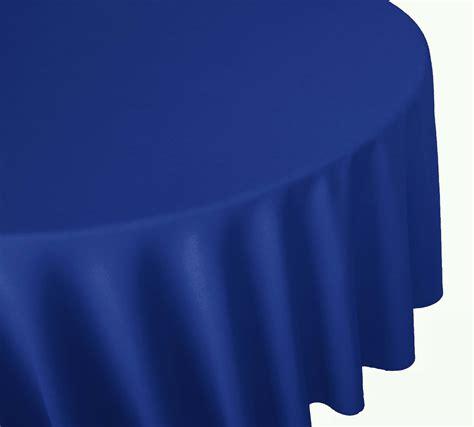 royal blue table linens linen general rental